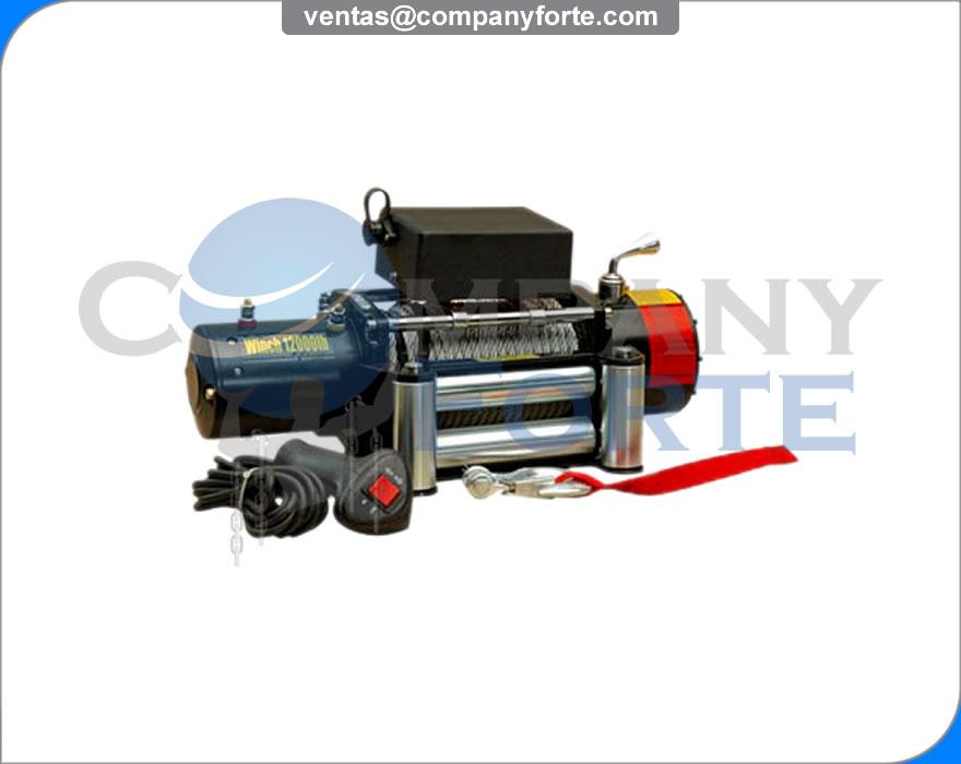 Winche para Carro 12V